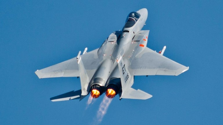 Are the Stealth F-35 and New F-15X Joining Forces in the Sky?