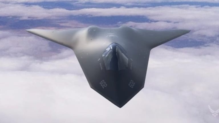 What Will U.S. 6th-Generation Fighter Jets Look Like?