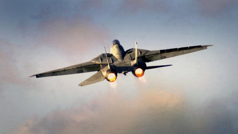In Spite of Its Problems, the Navy Misses the F-14 Tomcat