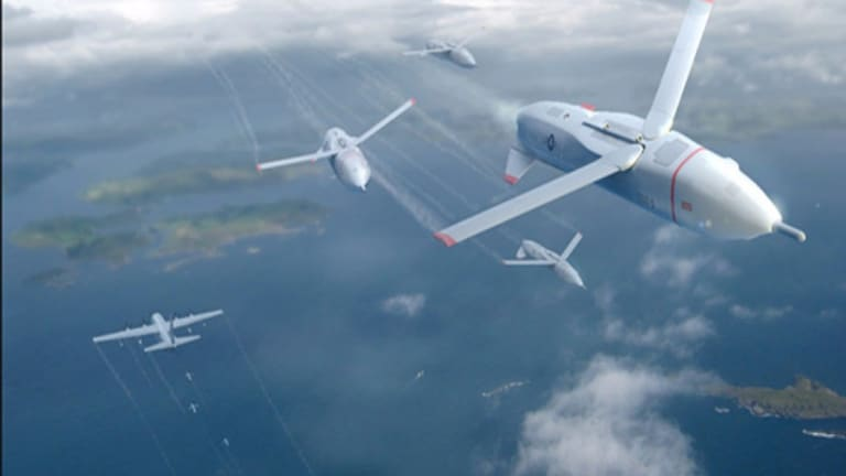 DARPA Gremlins to Launch & Recover Drones From Aircraft - 2019