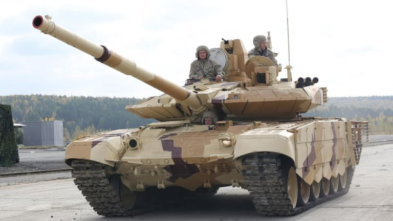 Ten Weapons That Would See Combat In A War Between Russia and the U.S.