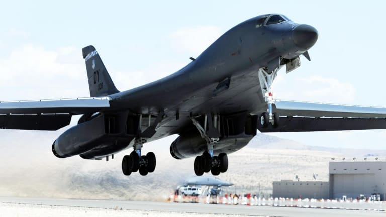 How the Air Force Transformed the B-1 from a Nuclear Bomber to an ISIS Killer