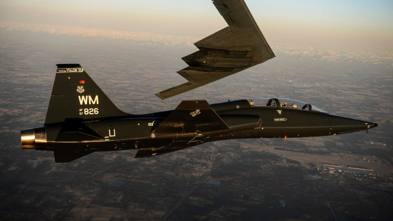 Airframe Profile: T-38 Talon
