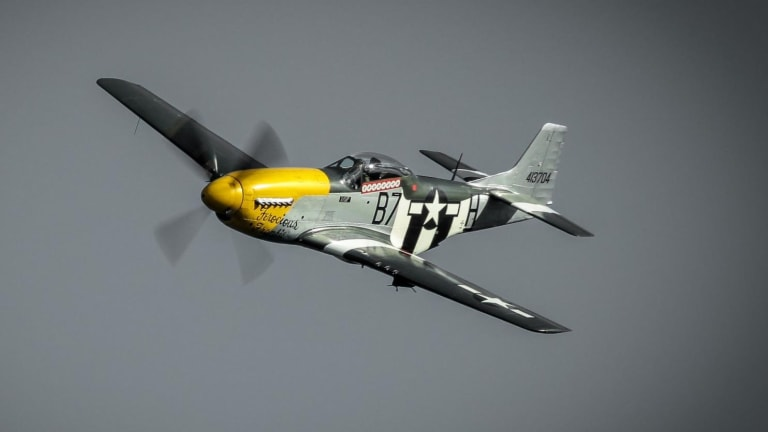 How the U.S. Air Force Nearly Brought Back the P-51 Mustang