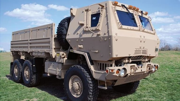 Army Tactical Trucks Use IBMs Watson Computer