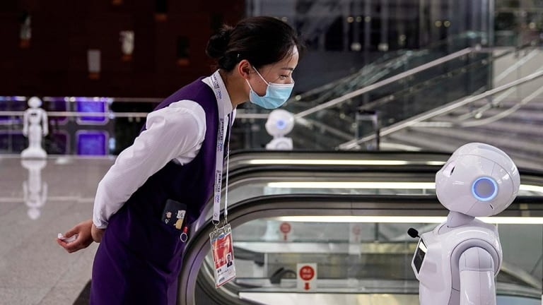 Is China Dominating the World in AI?