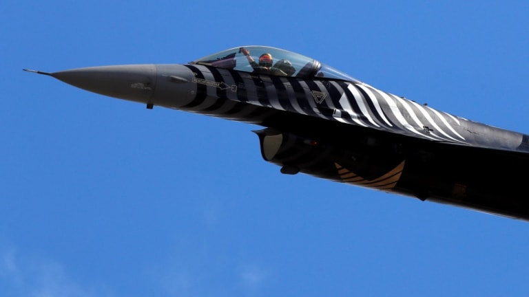 Turkey Is Building Its Own Stealth Fighter