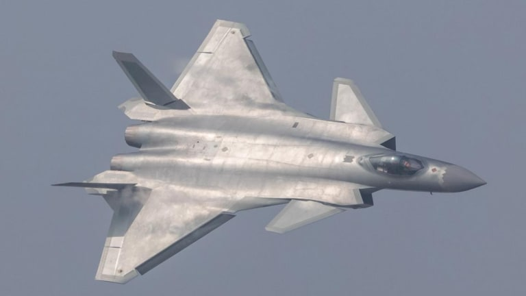 Is China's J-20 Stealth Fighter a Ripoff of Russian Technology?