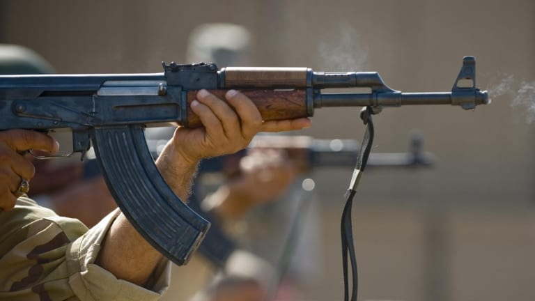 Why the AK-47 Is The Deadliest Gun Ever Made
