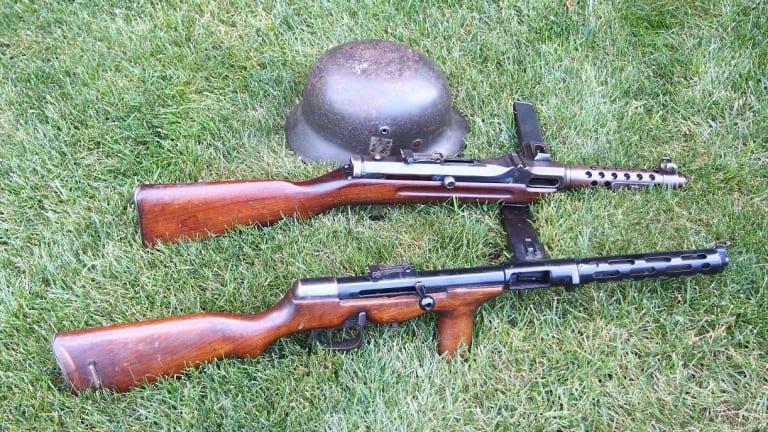 The Lost Guns of Nazi Germany - Machine Guns and More