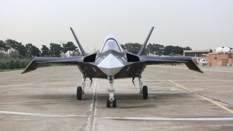 """Why Iran's Qaher 313 """"Stealth"""" Fighter Is a Joke"""