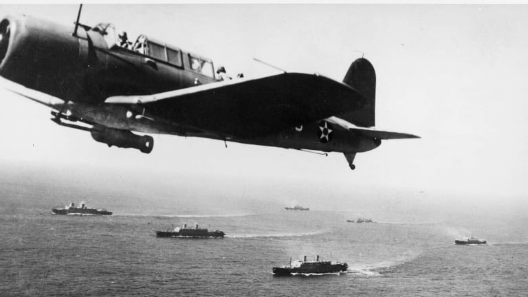The WWII Battle of the Atlantic: What Happened During Ocean Warfare