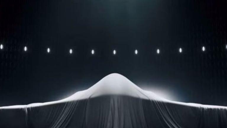 Northrop Grumman Wins AF Stealth Bomber Deal