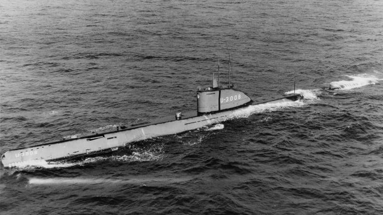 Hitler Built a World War II Submarine That Was Revolutionary