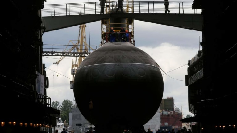 Is This Russian Submarine Too Fast for Its Own Good?