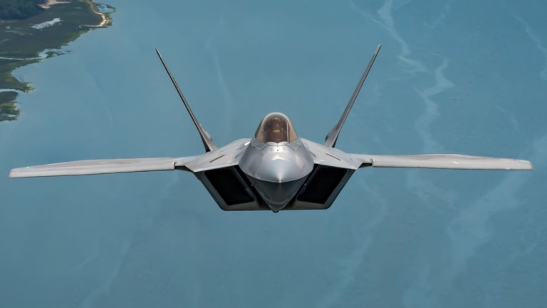 Why Is the U.S. Air Force Practicing Quickly Launching Its Best Fighter Jets?