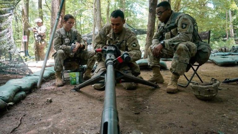 Army Engineers New .50-cal Machine Gun Variant