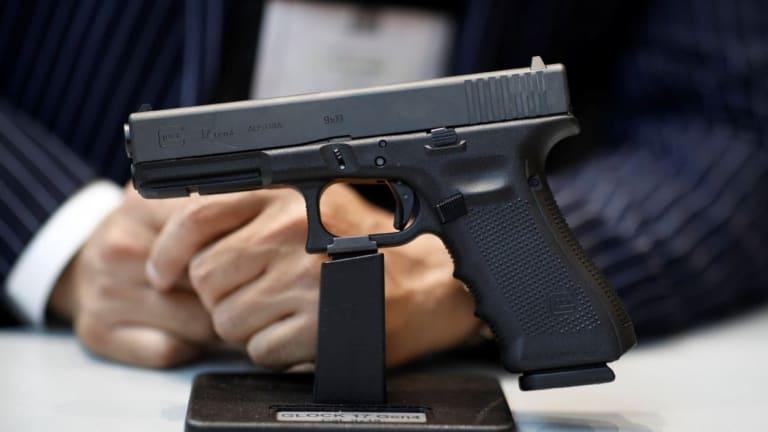 How the Glock Pistol Was Born