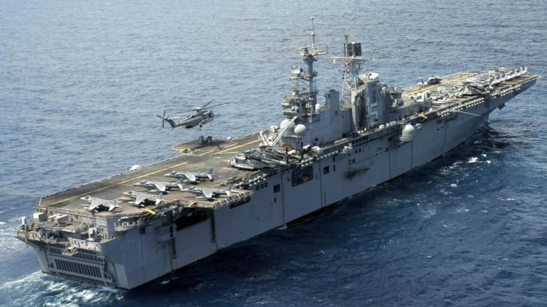 Is This Ship the Key to Japan's New Amphibious Capability?