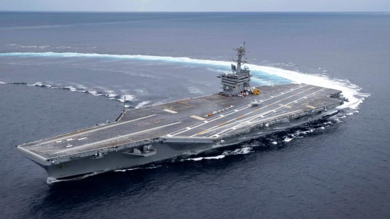 Can Russia Help China Get Its Very Own Nuclear Aircraft Carrier?