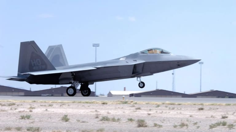 America Only: Why The U.S. Never Sold the F-22