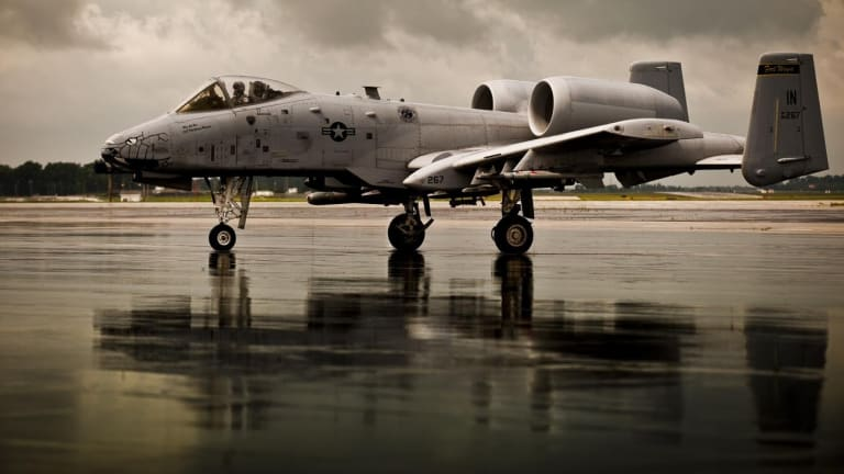 Why the F-35 vs. A-10 Battle Royal Is a Fixed Fight