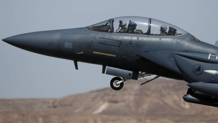 Air Force Makes Big Advanced F-15EX Buy .. to Support F-35