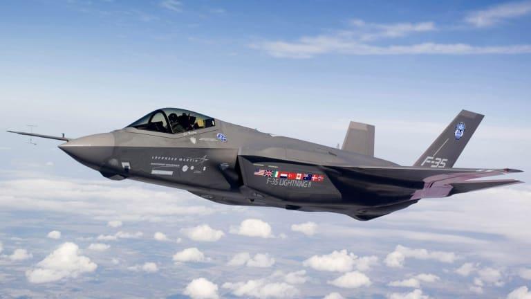 """""""Armed Neutrality"""" - Switzerland Preps to Buy F-35"""
