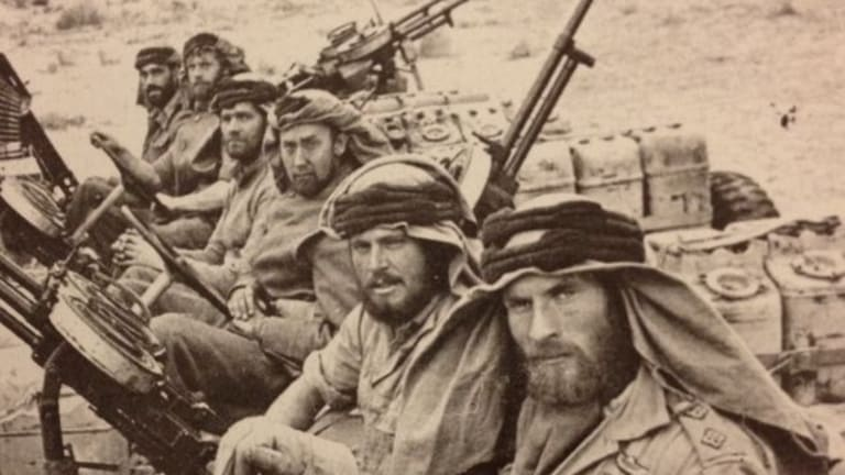 British Commandos Forged the SAS by Gunning Down Axis Pilots … Point Blank