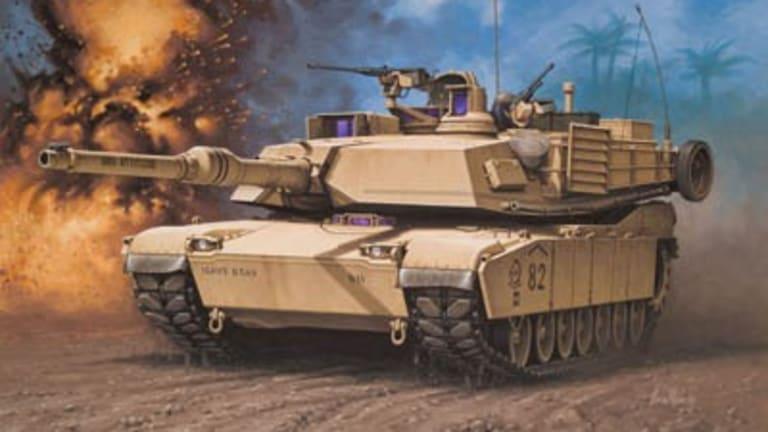 AUSA LAND WAR SERIES ANALYSIS: Upgraded Army Abrams Tank vs. Russian T-14 Armata