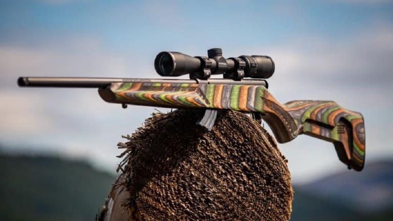 Savage Mark II Minimalist—A Truly Minimal Rifle