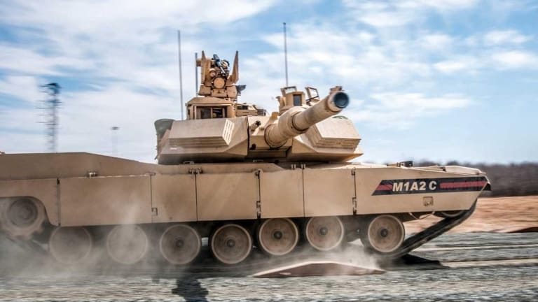M-1A2C Abrams: Is This New Tank the Best in the World?
