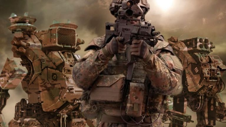 """Army Futures Commander Sees AI-Driven, """"Hyperactive Battlefield"""" in Future War"""
