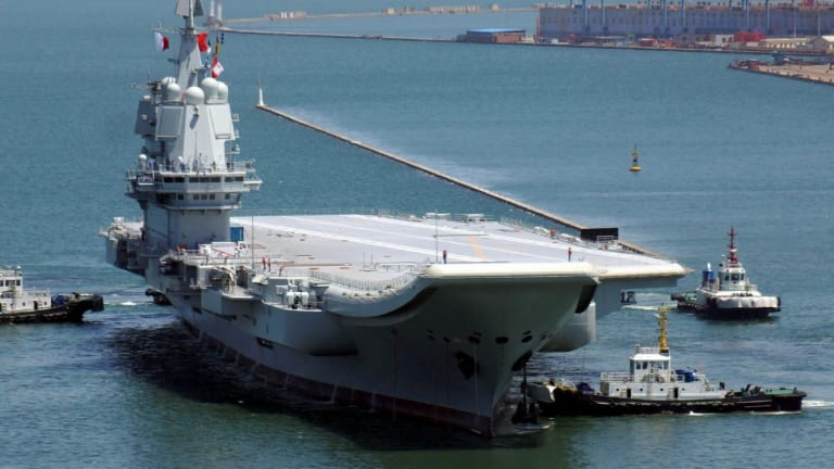Could China Soon Have 4 Aircraft Carriers?