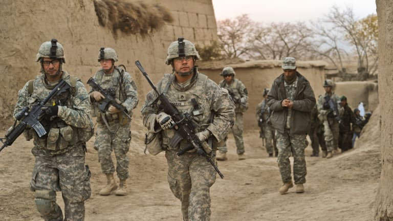 """Army Sees Emerging AI as Crucial to the """"Close-in-Fight"""" - Urban Warfare"""
