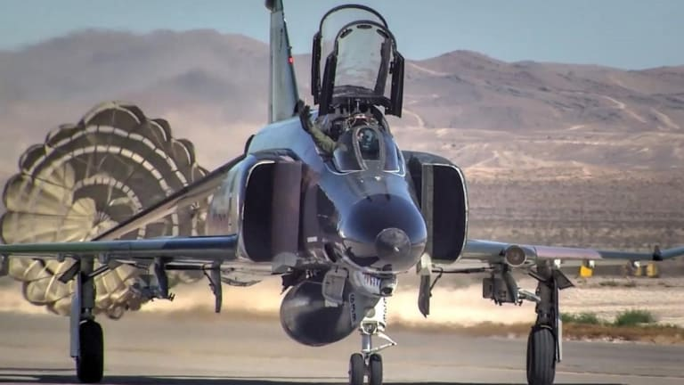 F-4 Phantom II: How Is It Still Going After 60 Years?