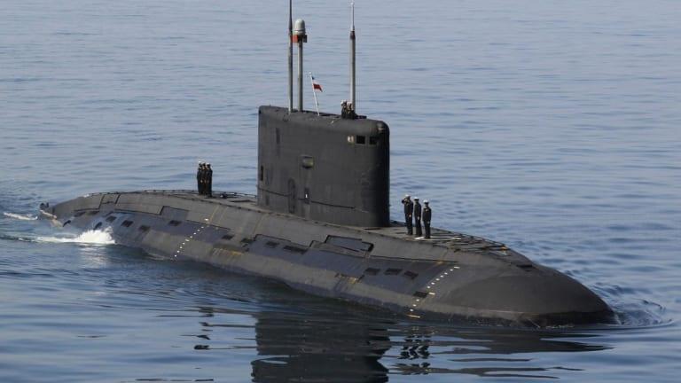 Is North Korea Helping Iran Threaten the U.S. Navy?