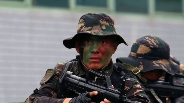 These Are the Rifles China Will Bring to Into War