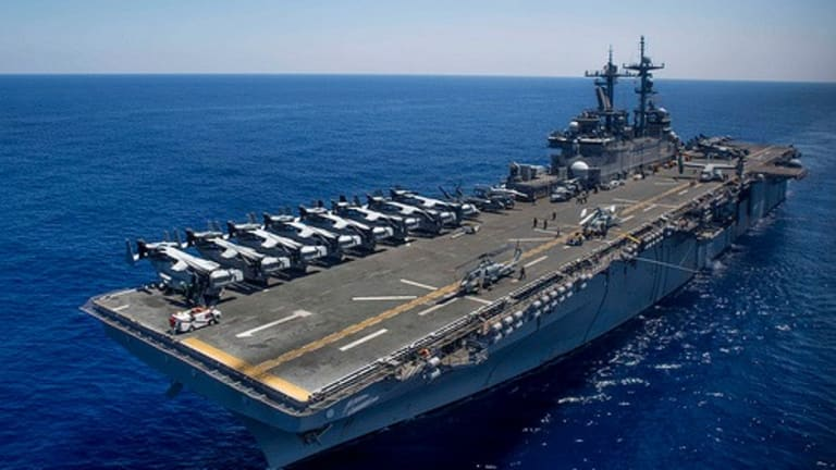 """New Navy Amphib Assault Strategy: """"Mother Ships"""" Launch Small Boat Attacks"""