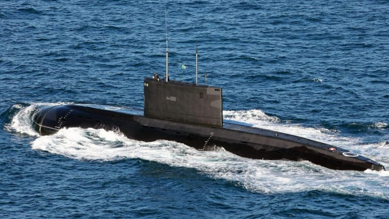 Are Iranian Submarines a Serious Threat to the U.S. Navy?