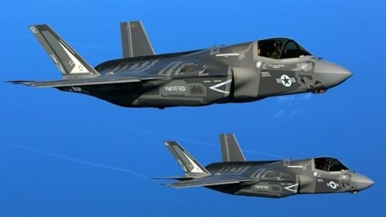 Pentagon Developing F-35s to Kill ICBMs