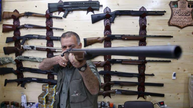 Why Militaries Love Hunting Rifles