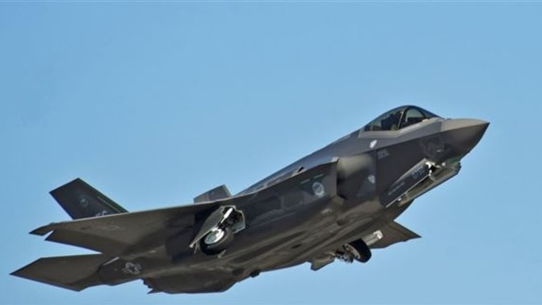 F-35 Trains Against Russian & Chinese Air Defenses