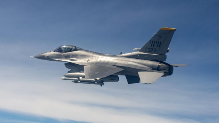 Why Nearly Everyone Fears the F-16 Fighting Falcon