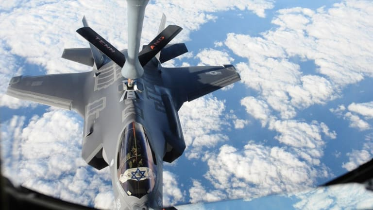 Has Israel Managed to Make the F-35 Even More Lethal?