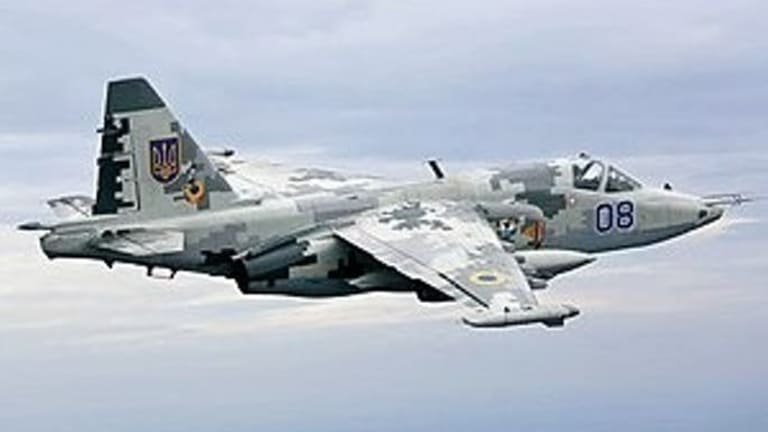 Russia's Su-25: Moscow's 'A-10' Is a Virtual 'Flying Tank'