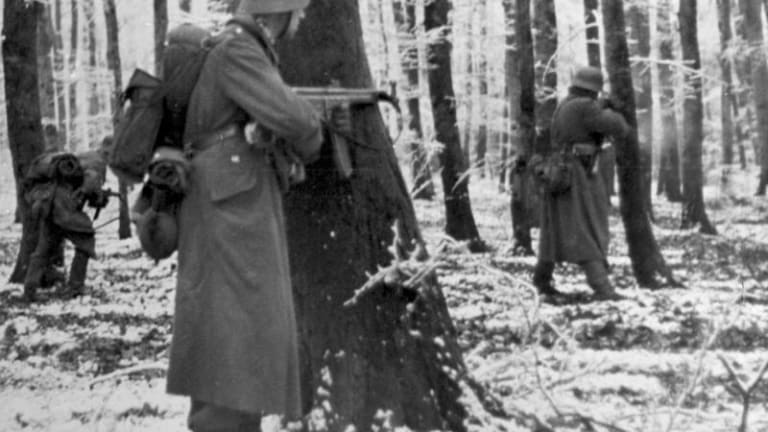 Courage and Fortitude: The Battle of the Bulge
