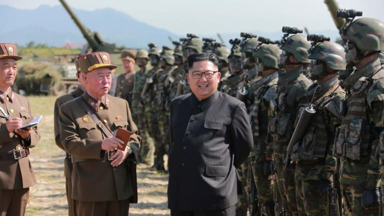 North Korea Has 200,000 Soldiers in Its Special Forces (And They Have One Goal)