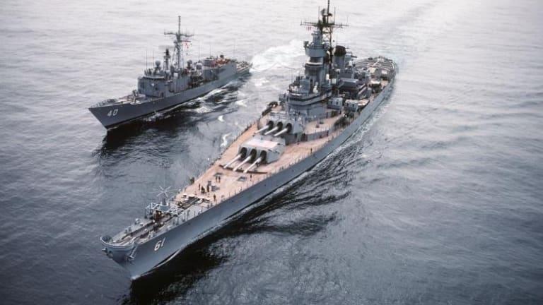 The Ultimate Battleship Battle: Japan's Yamato vs. America's Iowa
