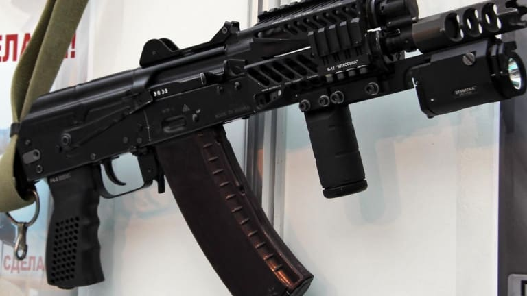 One Nation Just Purchased 750,000 of These Powerful New Russian Rifles